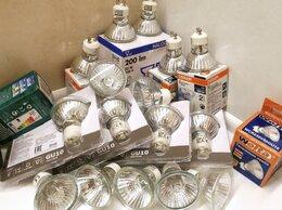 Лампочки - Галогеновые лампы GU10 220В 35Вт и 50Вт, 0