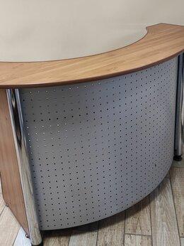 Мебель для учреждений - Стойка ресепшн, 0