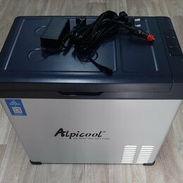 Сумки-холодильники и аксессуары - Автохолодильник Alpicool C50, 0