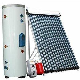 Солнечные коллекторы - Сплит система с двумя теплообменниками…, 0