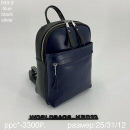 Рюкзаки - Рюкзак кожаный новый , 0