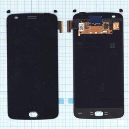 Дисплеи и тачскрины - Модуль (матрица + тачскрин) для Motorola Moto Z2…, 0