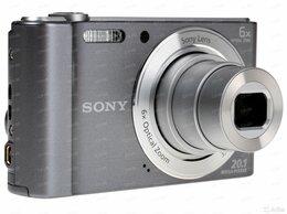 Фотоаппараты - Sony Cyber-shot DSC-W810, 0