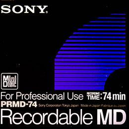 CD-проигрыватели - Минидиски Sony, TDK, MAXELL, 0