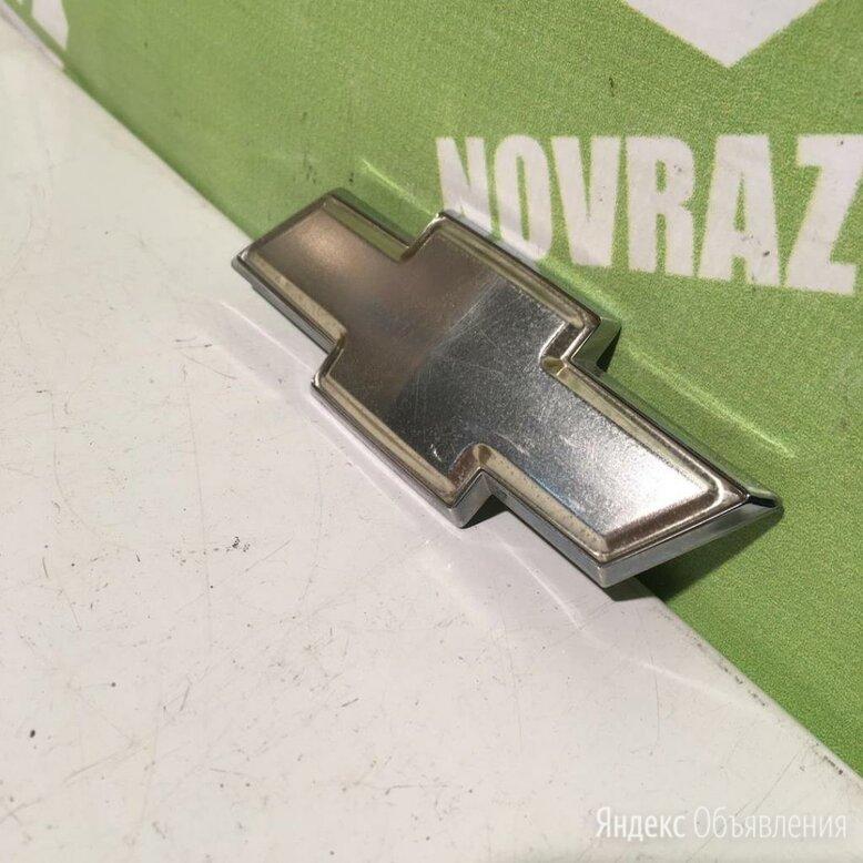 Эмблема  Шевроле Лачетти 04-13 по цене 990₽ - Кузовные запчасти, фото 0