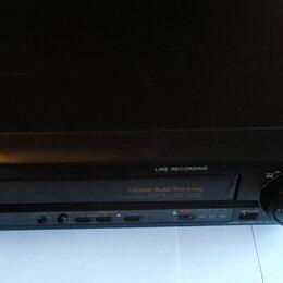 Видеомагнитофоны - Видеомагнитофон Sony SLV-P51EE, 0