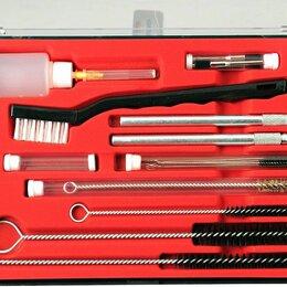 Инструменты для нанесения строительных смесей - Набор для чистки воздушного и безвоздушного краскопульта, 0