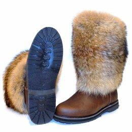 Унты - Унты женские, сибирские Полярки высокие,…, 0