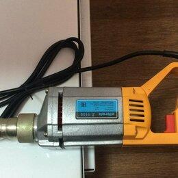 Глубинные вибраторы - Вибратор портативный Zitrek Z-1100-2 м. со встроенной булавой, 0