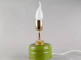 Бра и настенные светильники - Настенное бра светильник военный, 0