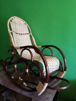 Плетеная мебель - Кресло качалка, 0
