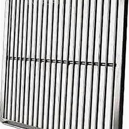 Решетки - Решетка Josper 415 (500х510х10) нерж. сталь, 0