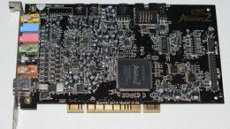 Звуковые карты - Creative Sound Blaster Audigy 2 SB0240 7.1 Ch…, 0