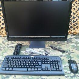 Моноблоки - NEW моноблок 24' 4потока 3.5ghz SSD-500gb 8gb-ddr4, 0