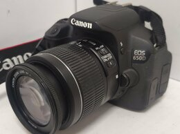 Фотоаппараты - Зеркальный фотоаппарат Canon, 0