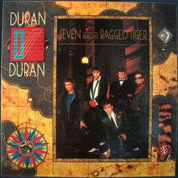 Музыкальные CD и аудиокассеты - LP.Duran Duran – Seven And The Ragged Tiger - 1983 , 0