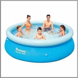 Бассейны - Бассейн надувной бассейн для дачи, 0