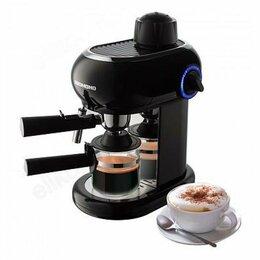 Кофеварки и кофемашины - Новая кофеварка рожковая Redmond rcm-1521, 0