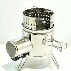 Туристические горелки и плитки - Турбо-печка щепочница PS 1500 Пошехонка, 0