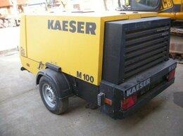 Воздушные компрессоры - воздушный компрессор kaeser M 100, 0