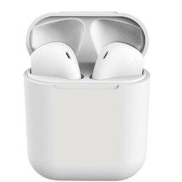 Наушники и Bluetooth-гарнитуры - Беспроводные наушники inPods 12 (сенсорные) белые, 0