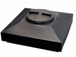 Души - Прямоугольный пластиковый бак для душа. 210 литров, 0