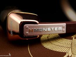 Наушники и Bluetooth-гарнитуры - Ограниченная серия наушники Monster Gratitude, 0