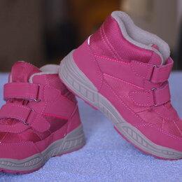 Ботинки - Новые фирм.немецкие ботинки с Gore-Tex размер 32, 0