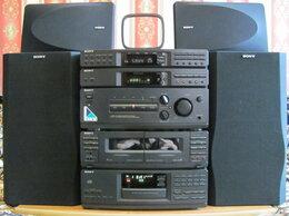Музыкальные центры,  магнитофоны, магнитолы - SONY LBT-D309 CD/Z StereoPLUS, 0