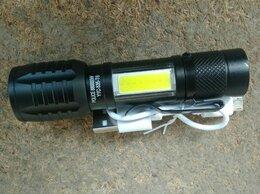 Фонари - Фонарь Police YYC-535-T6 с USB, 0