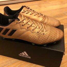 Обувь для спорта - Бутсы Adidas messi, размер 36,5, 0