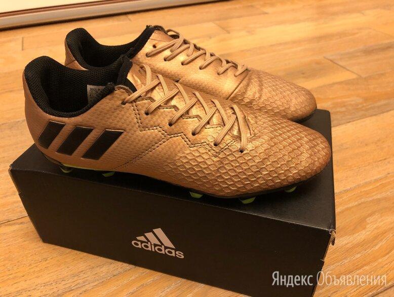 Бутсы Adidas messi, размер 36,5 по цене 1500₽ - Обувь для спорта, фото 0