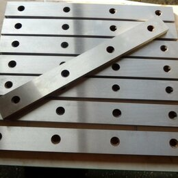 Ножницы и гильотины - Для гильотинных ножниц ножи 625х60х25мм Н3121, 0