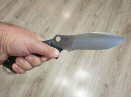 Ножи и мультитулы - Нож оригинал Spyderco Schempp Rock, 0