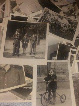 Фотографии и письма - Фото 20-60-х ссср пакетом, 0