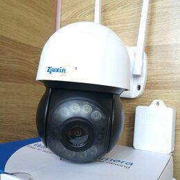 Камеры видеонаблюдения - Камера видеонаблюдения WiFi PTZ FULL HD IP66 + 32 Гб карта памяти в подарок., 0