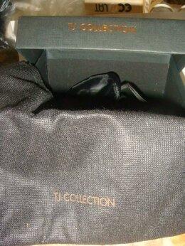 Подарочная упаковка - Коробка для ремня и мешок TJ Collection оригинал, 0