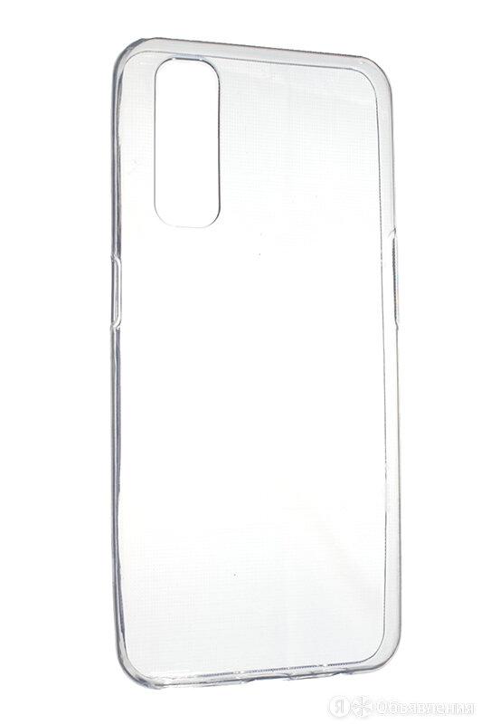 Чехол-накладка для REALME 7 FASHION TPU 1мм 008291-1 прозрачный по цене 195₽ - Чехлы, фото 0