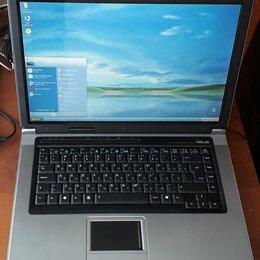 "Ноутбуки - Ноутбук Asus 15.6"" Core Duo/2Gb/160Gb, 0"