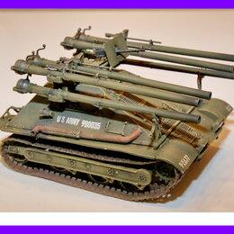 Сборные модели - 1/35 модель танка 106 мм х 6 шт САУ М50 Онтос США 1950 годы 1/35, 0