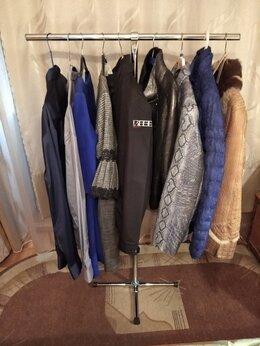 Вешалки напольные - Напольная стойка для одежды, 0
