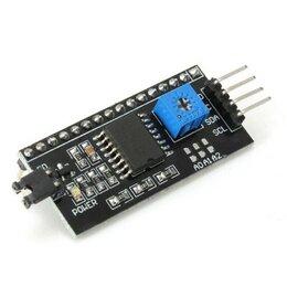 Прочее сетевое оборудование - 1602 2004 LCD конвертор в IIC/I2C/TWI/SPI, 0