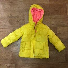 Куртки и пуховики - Куртка утепленная Carters на девочку 5-6 лет, 0