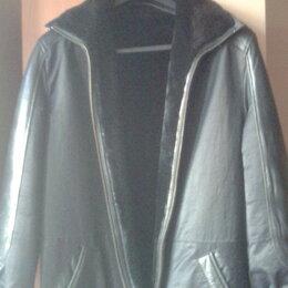 Куртки - Натуральная теплая куртка., 0