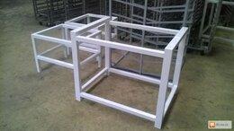 Мебель для учреждений - Подставки подтоварники полки столы стеллажи рамки, 0