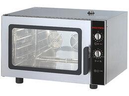 Жарочные и пекарские шкафы - Печь конвекционная Inoxtrend NB-UA-604E 01 RH, 0