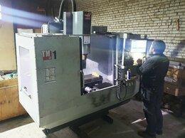 Производственно-техническое оборудование - HAAS TM-1 вертикальный обрабатывающий центр б/у, 0