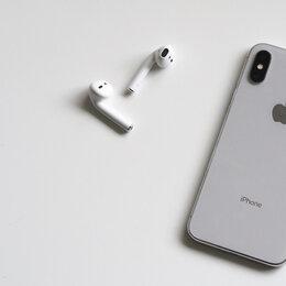 Наушники и Bluetooth-гарнитуры - airpods, 0