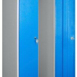 Мебель для учреждений - Металлический шкаф для раздевалок, 0