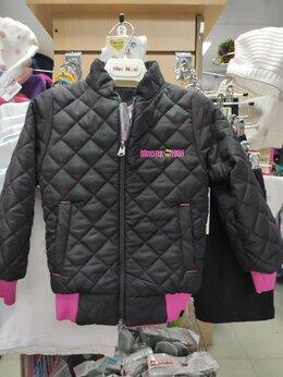 Куртки и пуховики - Куртка детская стеганная двусторонняя, 0